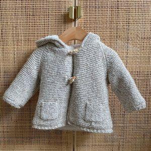 Zara Baby Fleece Sweater